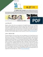 The Hidden Job Report for 6.27.11
