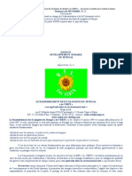 Pour un développement durable du Sénégal rejoignez le RES les VERTS (1) (Enregistré automatiquement)
