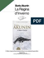 Akunin, Boris - Regina d'Inverno