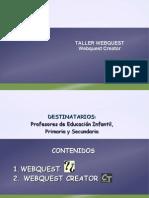Taller Webquest Sr