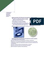 Recuento microorganismos aerobios mesófilos
