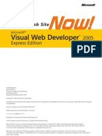 Visual Web Developer 2005 Express Edition