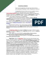 FILOSOFIA JURIDICA - Resumo