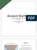 Chapter I Trojan War