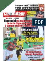LE BUTEUR PDF du 26/06/2011