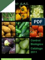 Catálogo de Productos 2011