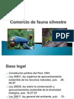 Comercio de Fauna Silvestre