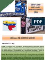 Conflicto Universitario