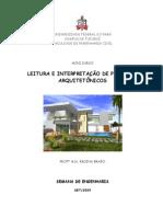 LEITURA E INTERPRETAÇÃO DE PROJETOS  ARQUITETÔNICOS