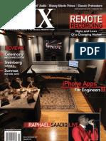Mix Magazine March 2010