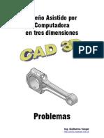 Ejercicios de CAD 3D