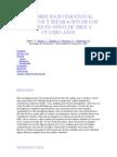 FACTORES SOCIO EMOCIONAL AFECTIVOS Y SEPARACION DE LOS PADRES EN NIÑOS DE TRES A CUATRO AÑOS