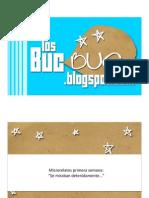 Microrelatos Bucbuc (CONCURSO SEMANA 1)