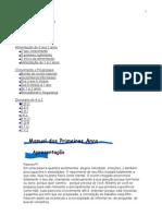 Manual dos Primeiros AnosEDUCARTMANUAL DO BERÇARISTA1