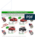 Military EP Pricing Dodge