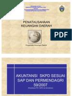 Pembukuan & Akt Keuangan Daerah Off 2003