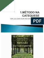 FORMAÇAO CATEQUETICA - PAROQUIA SENHORA SANTANA- JAGUARUANA 2011