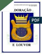 APOSTILA DE LOUVOR E ADORAÇÃO