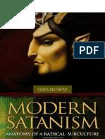 46132939 Mathews Chris Modern Satanism Anatomy of a Radical Subculture