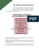 VALORACIÓN DE CARGOS Y POLÍTICA SALARIAL