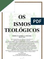Ebionismo e os ismos teológicos