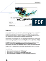 Modul Authorware