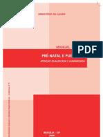 Manual Técnico Pré-natal e Puerpério - Ministério da Saúde - 2006
