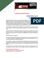 Historia Clinica Perros Consultas