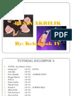 Presentasi Resin Akrilik Ppt