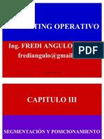 Marketing Operativo -2011 Cap III