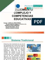 6_conocimiento Complejo y Competencias Educativas