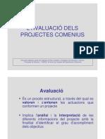 Lavaluacio Dels Projectes Grup Asses