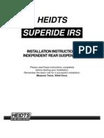 Heidts Superide IRS