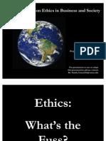 Ethics Power Point