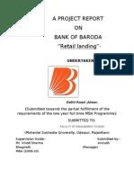 Anirudh Bhagirath_Bank of Baroda_Retail Landing