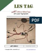 Micro MT Laser Tag System V18-01