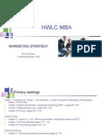 Mktg 3-Strategy 1