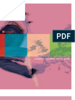 Guide European Voluntary Service 2009