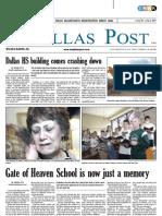 The Dallas Post 06-26-2011
