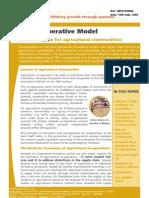 The Cooperative Model
