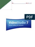 UleadVideoSD7en Manual