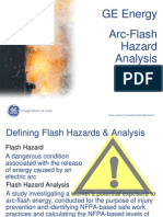 Arc Flash Hazard Analysis, General Electric, Tom McGibbon - Nov 07
