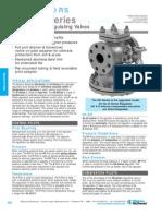 Regulator HDPressureRegulatingValve HD