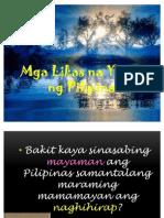 Mga Likas Na Yaman Ng Pilipinas