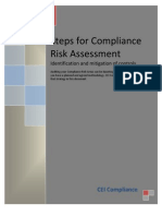 Compliance Risk Assessment
