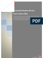 Retail Distribution Review Don't Fail to Plan
