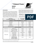 APP 19 Supply Efficiency