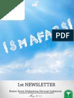 1st Newsletter ISMAFARSI