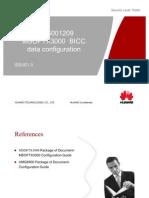 OWG001209 MSOFTX3000 BICC Data Configuration-20090227-B-1.0