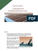 Estudio Economico Huerta Solar